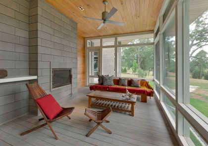 Raven Lake Ranch Michael Malone Architects