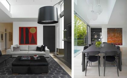 Beautiful Contemporary Residence in Melbourne Mim Design