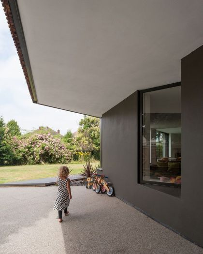 Wedge House SOUP Architects