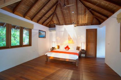 Island Hideaway at Dhonakulhi Maldives, Spa Resort & Marina #interiors #bedroom