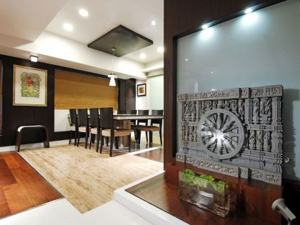Maheshwari Triplex ZZ Architects