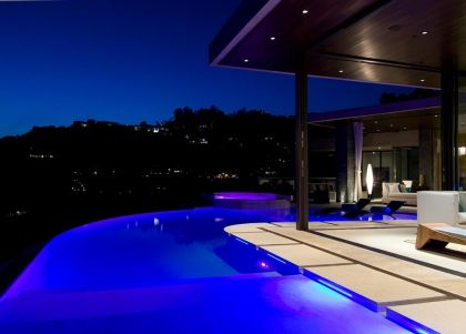 Blue Jay Residence Interior #pool