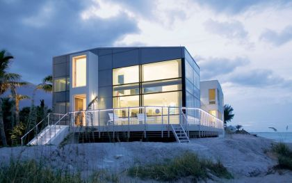 Beach Road 2 House Hughes Umbanhowar Architects