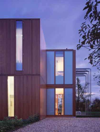 House at Piper's End Níall McLaughlin Architects