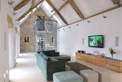 Converted Barn in the Cotswolds