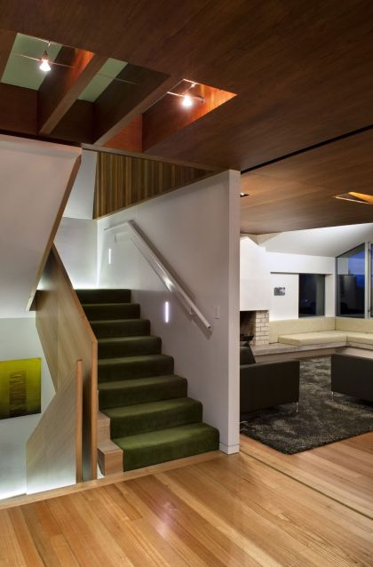 Seaview House Parsonson Architects