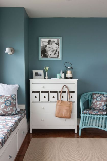 Seaside Cottages Scatter #chest-of-drawers