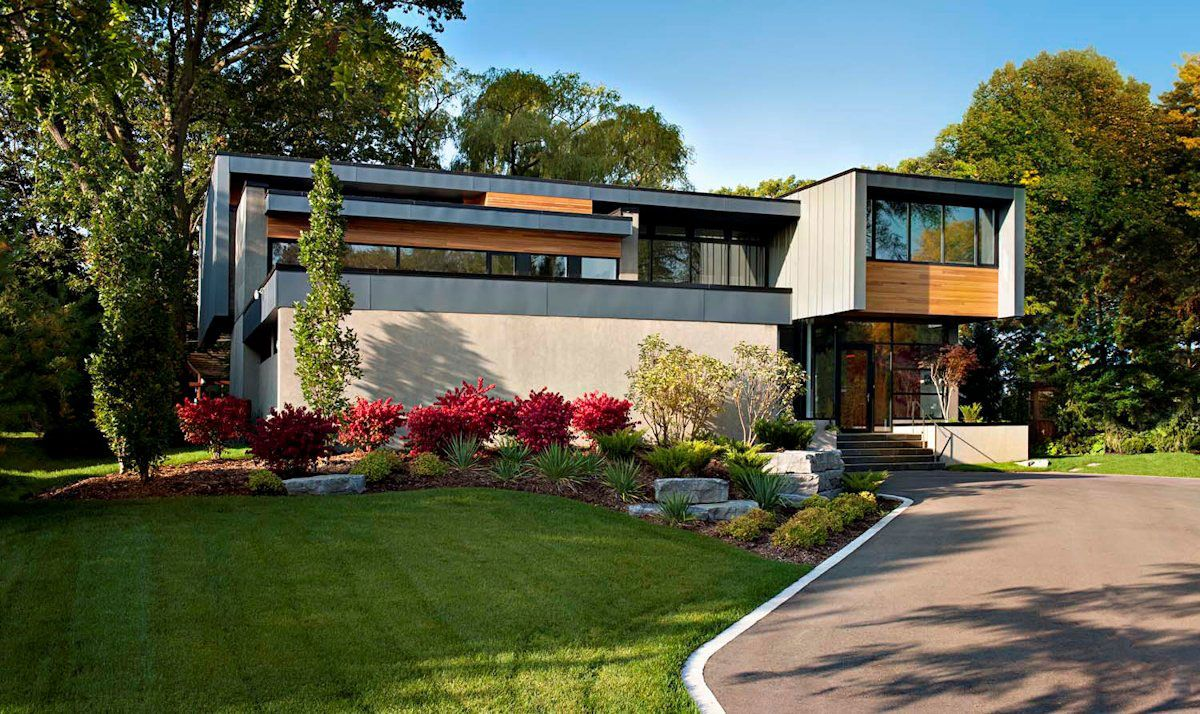 Thorncrest home by altius architecture