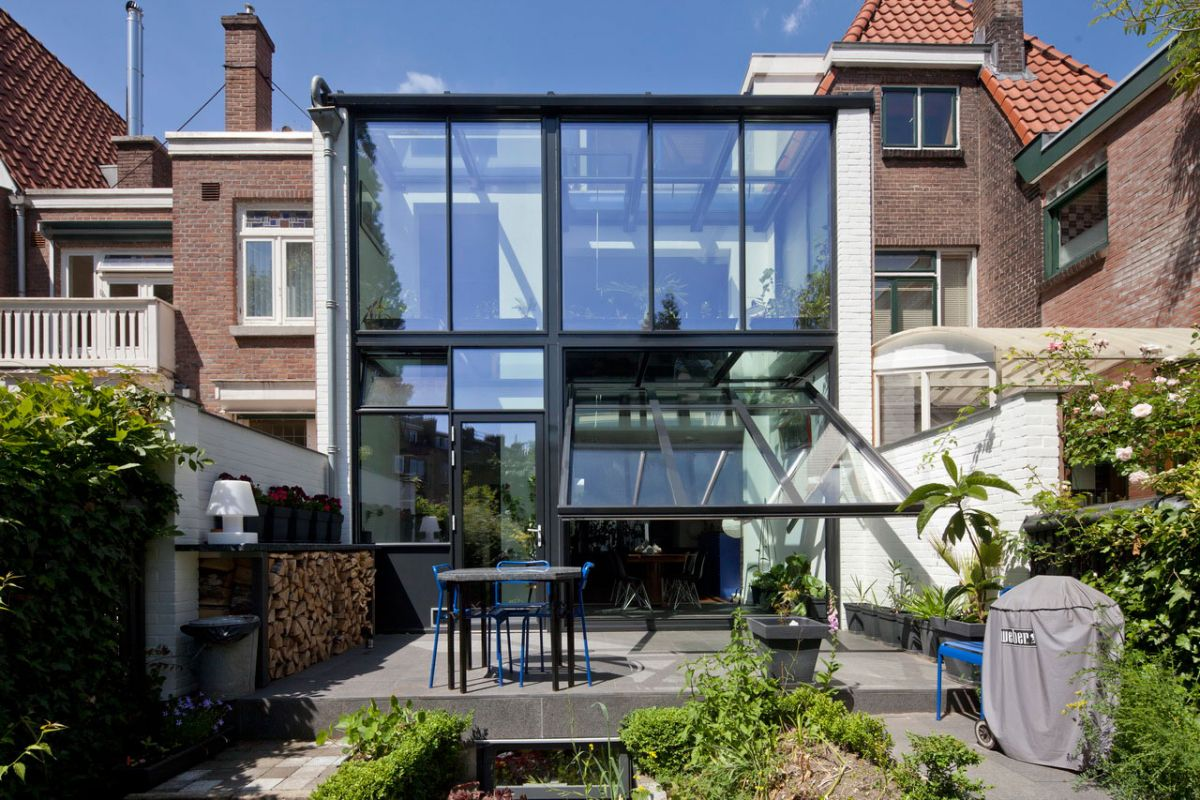 Straatweg Extension BBVH Architecten