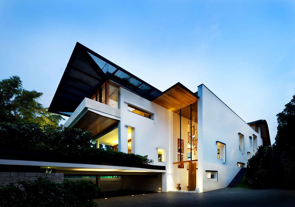 Dalvey Road House Guz Architects