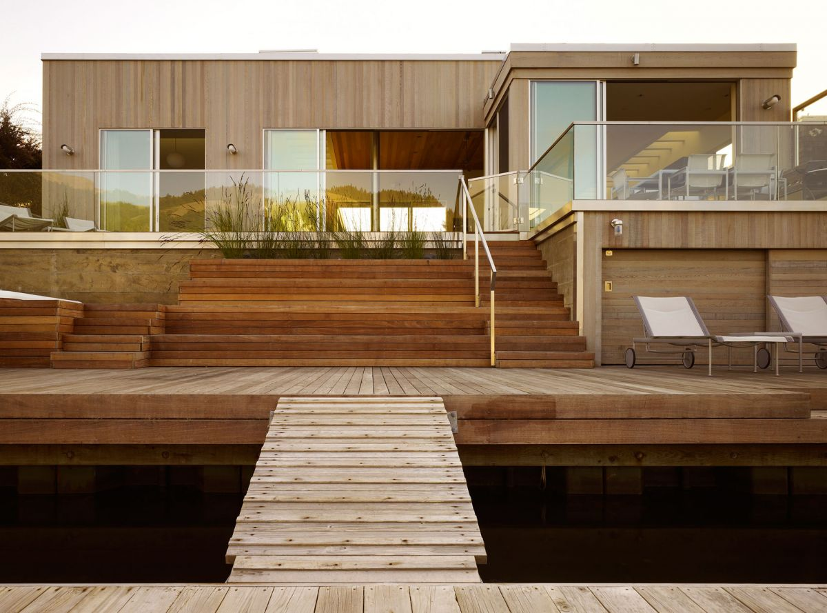 Seadrift Residence CCS Architecture