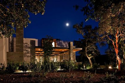 Calistoga Residence Strening Architects
