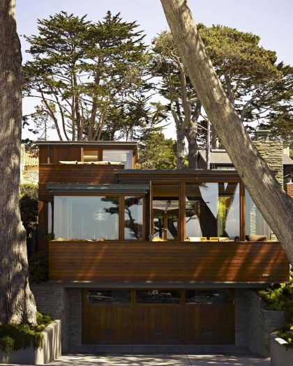Carmel Residence Dirk Denison Architects