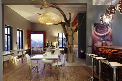 The Olive Exclusive in Windhoek, Namibia