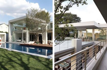 Architectural Masterpiece in Johannesburg, South Africa