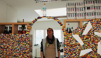 LEGO Wall project Npire