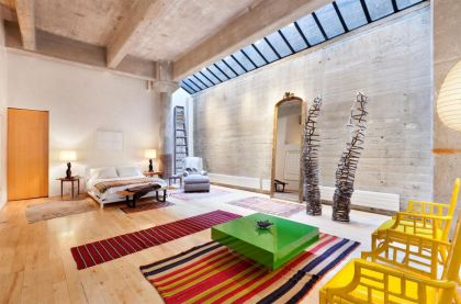 Three Bedroom Loft
