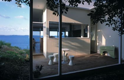 Bundeena House Clark Pearse Architects