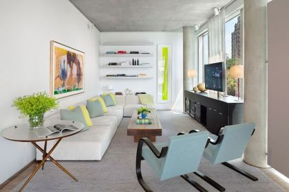 Downtown Manhattan Loft Renovation