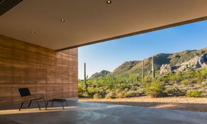 Tucson Mountain Retreat Dust