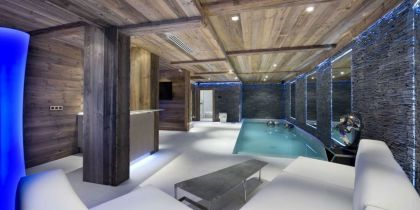 Chalet Eden in Courchevel, in the French Alps