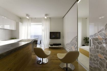 Dubrovka Apartment Za Bor Architects