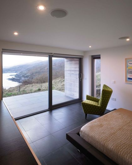 Tigh Port na Long Dualchas Architects