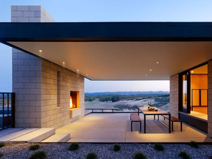Paso Robles Residence Aidlin Darling Design