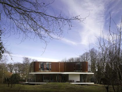 Villa Nefkens Mecanoo Architects