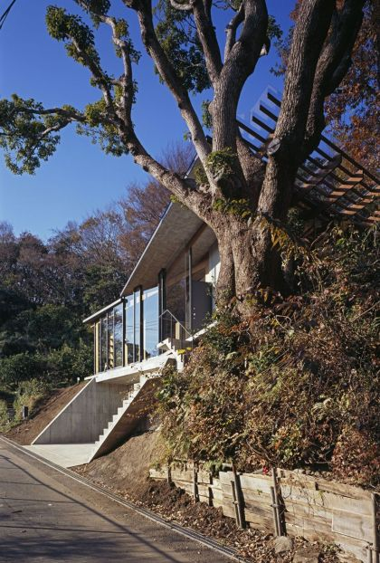 Geo Metria Mount Fuji Architects Studio