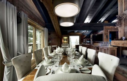 The Petit Chateau, a Luxury Ski Chalet