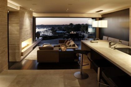 The Beck Residence Horst Architects