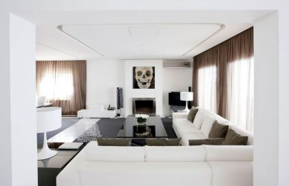 Apartment in Madrid IlmioDesign