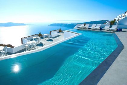 Grace Santorini Hotel Divercity and mplusm Architects