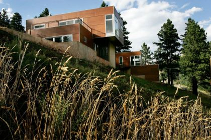 Box House in Boulder, Colorado