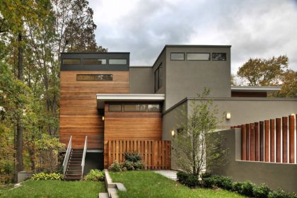 Lakefront Residence Moore Architects