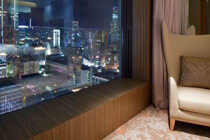 Hotel ICON in Hong Kong