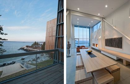 Two Hulls House MacKay-Lyons Sweetapple Architects