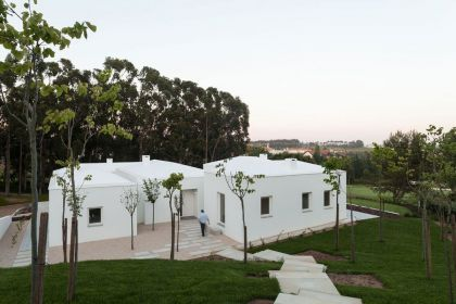 House in Belas CHP Arquitectos