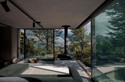 Mountain Retreat Fearon Hay Architects
