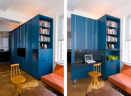 Clever Unfolding Apartment