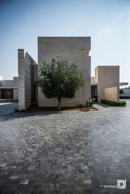 Dar Al Gurair NAGA Architects