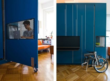 Clever Unfolding Apartment Normal Projects