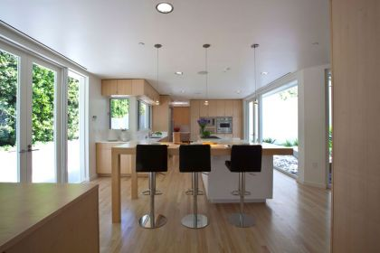 California Contemporary Rozalynn Woods Interior Design