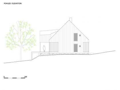 House on the Marsh A1 Architects
