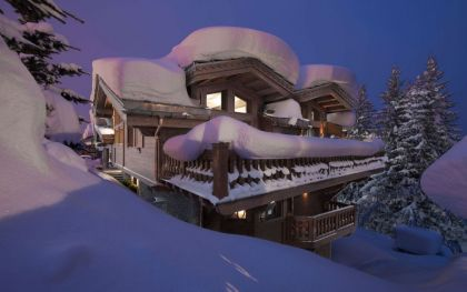 Chalet Le Coquelicot in French Alps