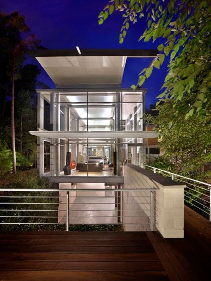 Paletz Moi Residence Kenneth E Hobgood Architects