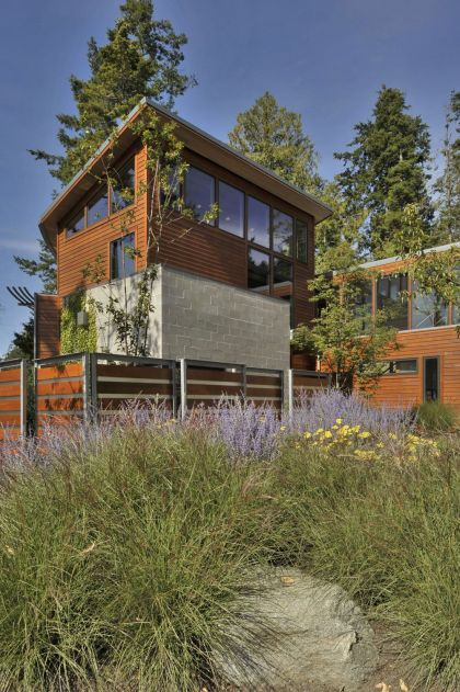 Sunset Point Residence David Vandervort Architects