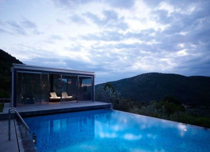 Fioravanti Poolhouse