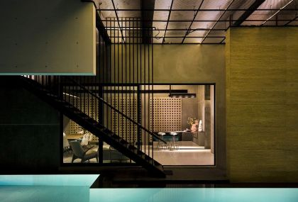 The Apartment House Formwerkz Architects
